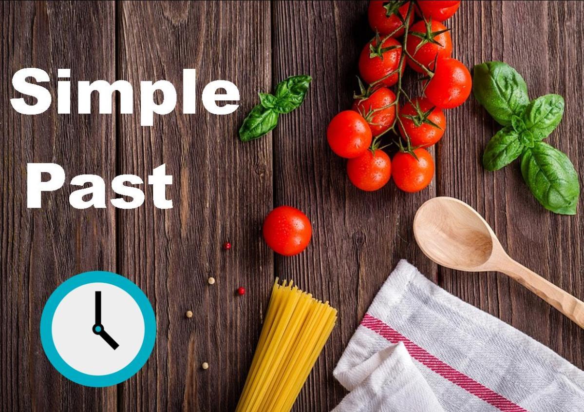 Simple Past y ejercicios SimplePast